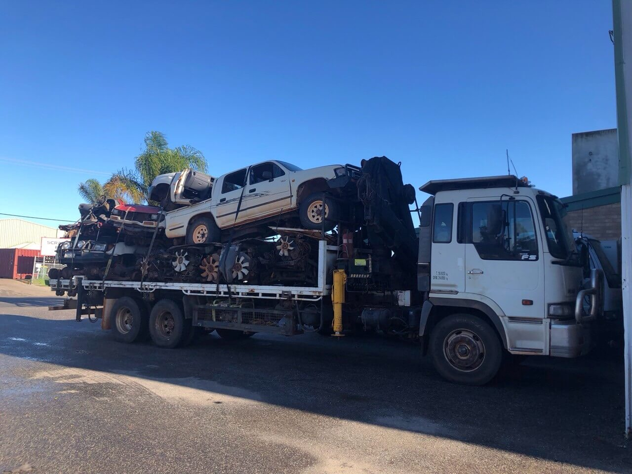 free car removal and towing