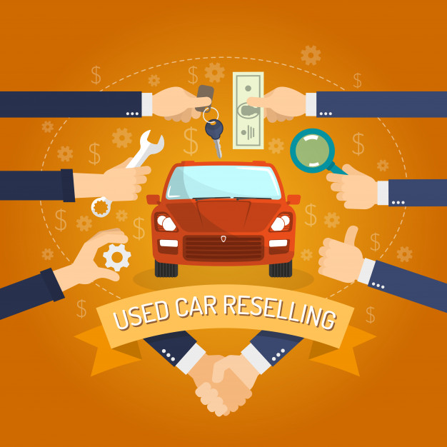 Used Car Reselling