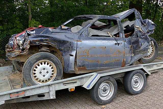free Car Removal Parramatta old used damaged unwanted junk scrap cars